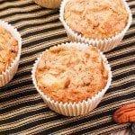 oatmeal raisin muffins 5square