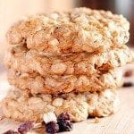 oatmeal raisin cookies 1square