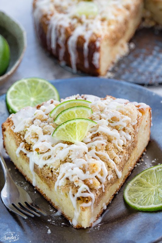 Key Lime Coffee Cake WM