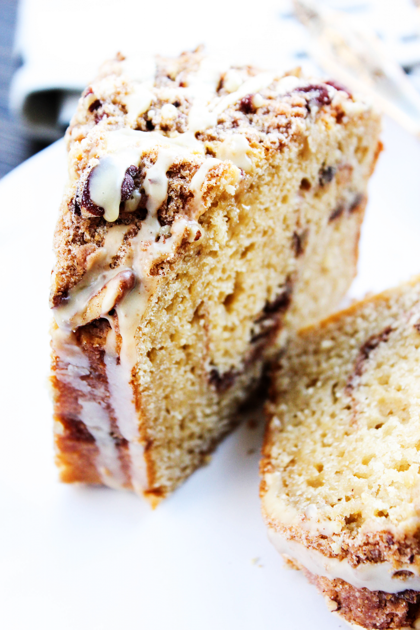Maple Pecan Coffee Cake FEATURED