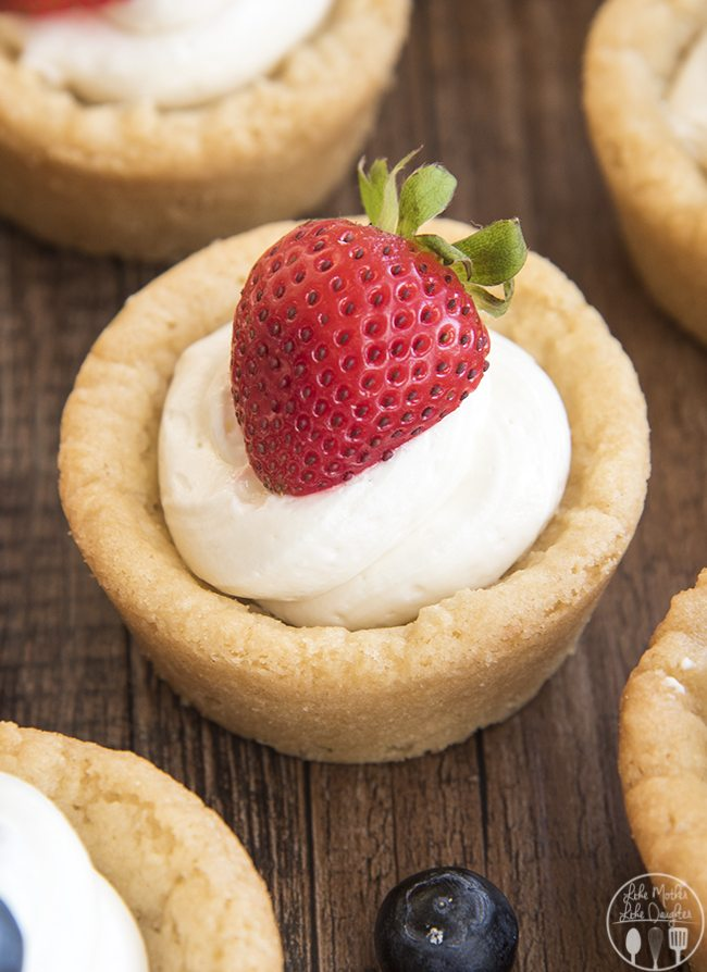 cheesecake sugar cookie cups 6