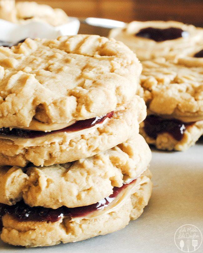pb and j cookies 3