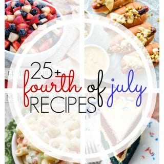 25 Fourth of July Recipes