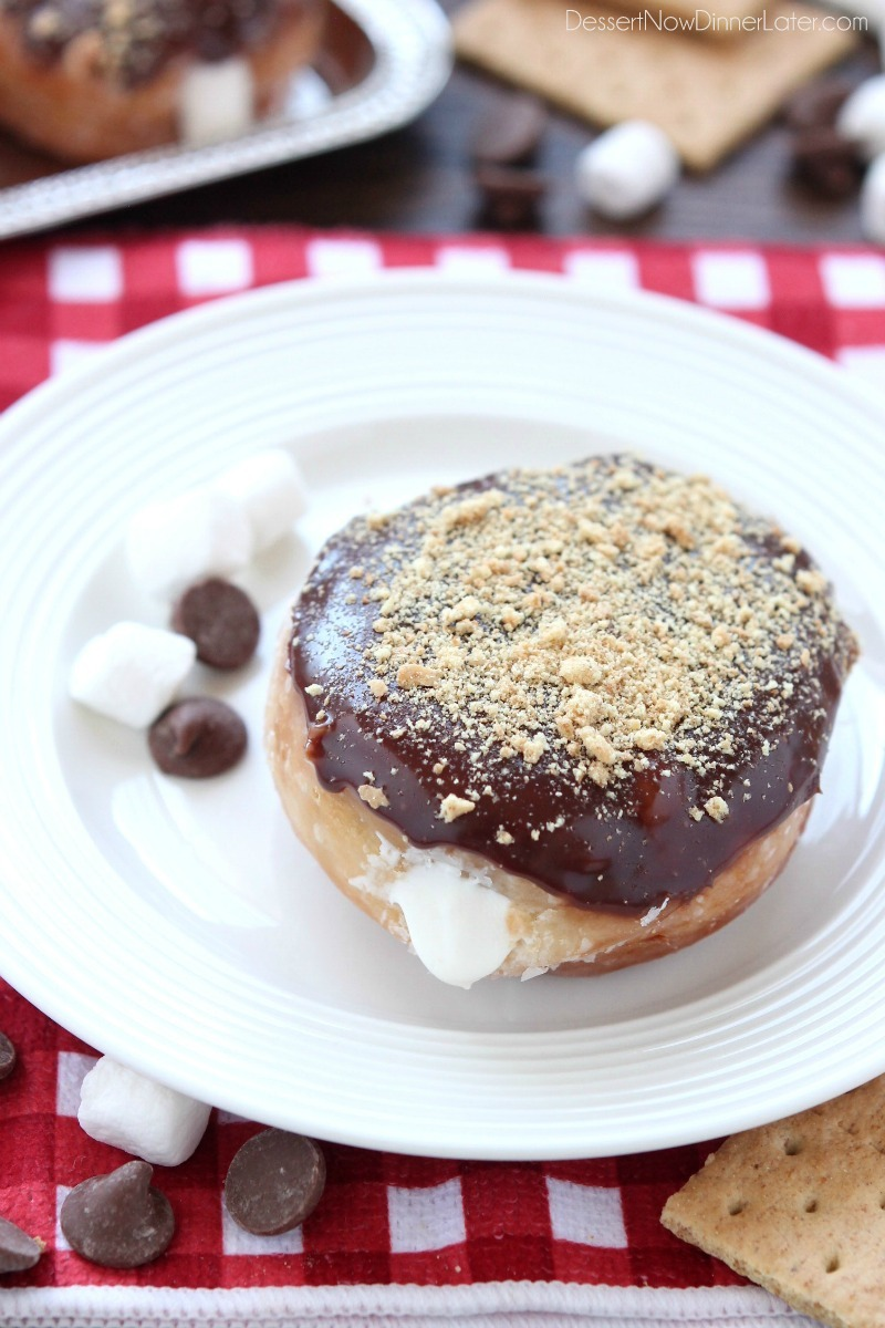 S'mores Donuts WM