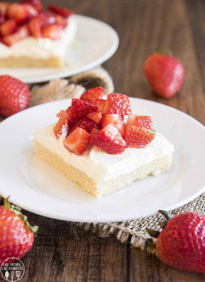 angel food cake sugar cookie bars