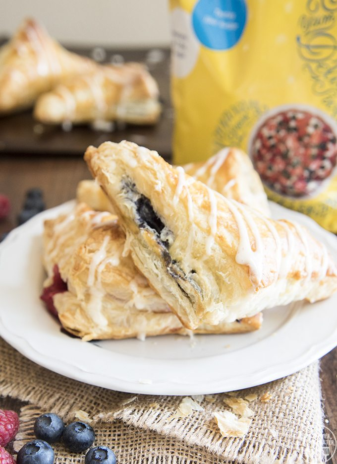 blueberry turnovers 8