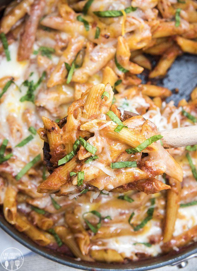 easy one pot pasta 3