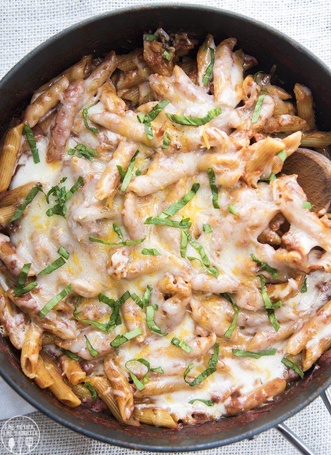 easy one pot pasta 6