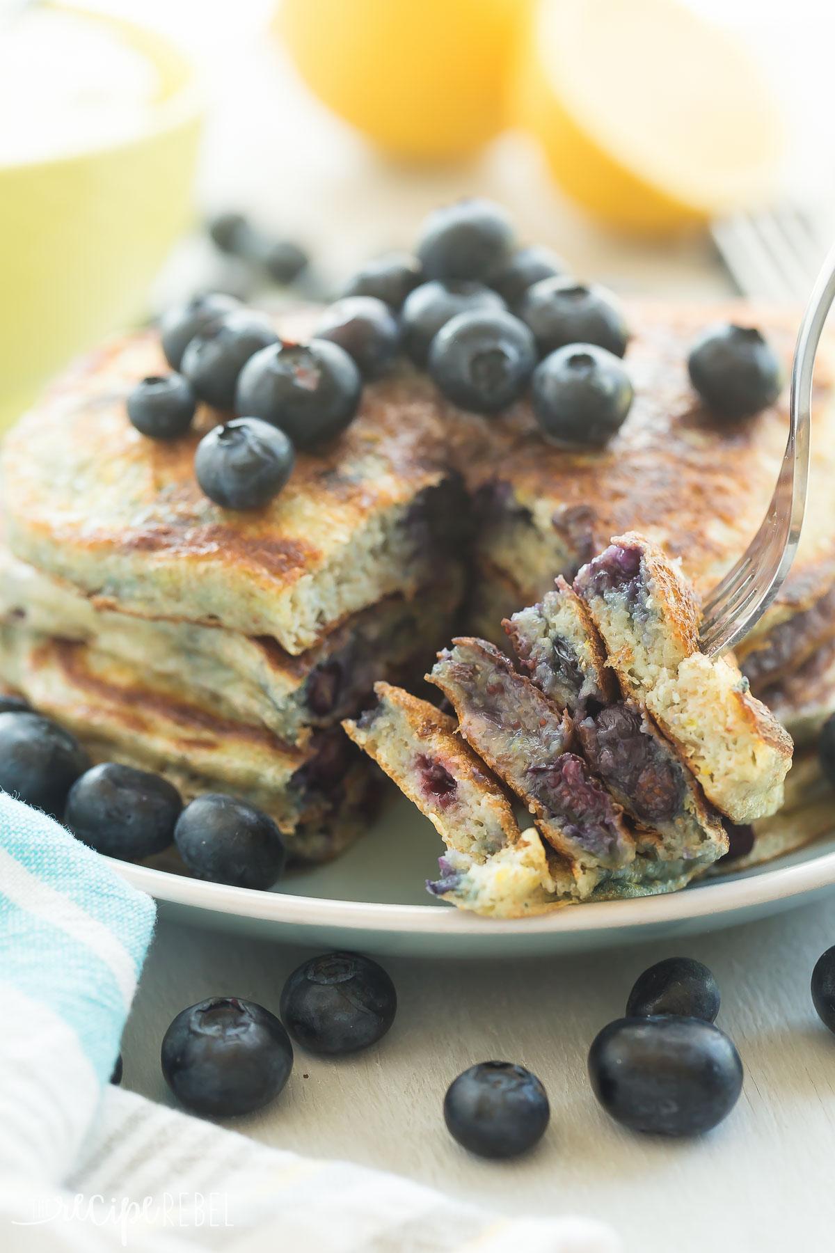 Brownie Batter Pancakes – Like Mother, Like Daughter