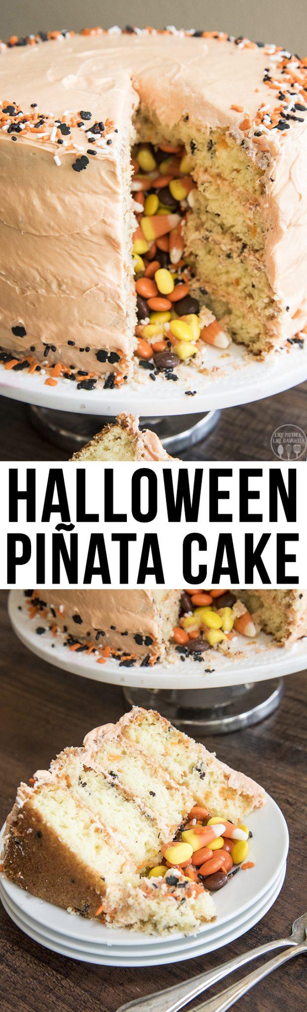 Easter Pinata Cake Recipe