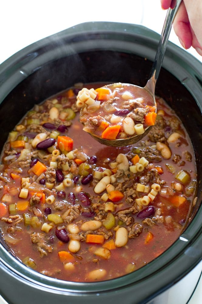Slow Cooker Soups Like Mother Like Daughter