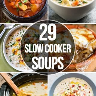 Slow Cooker Soups