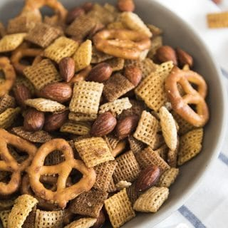 Almond Chex Party Mix