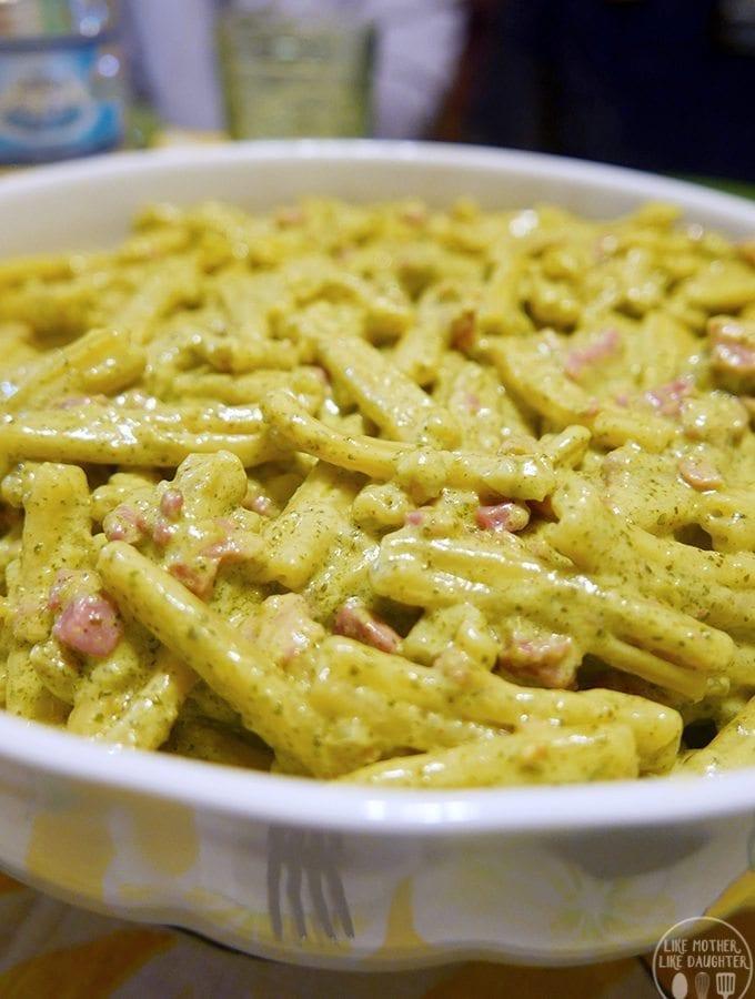 caserecca-with-basil-pesto