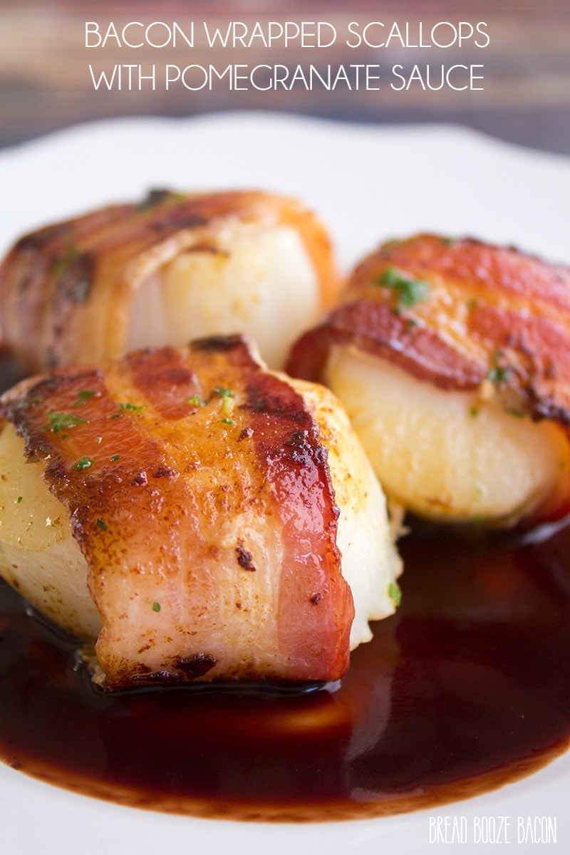 Bacon-Wrapped-Scallops-Recipe-with-Pomegranate-Sauce-HERO