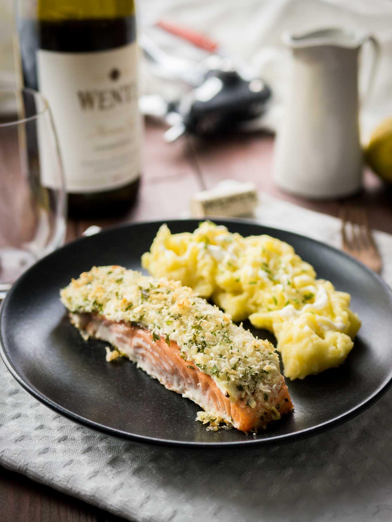 Horseradish-Parmesan-Crusted-Salmon-Plated-Cravings-3