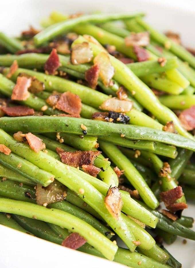 bacon green beans 1