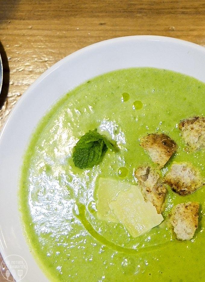asparagus spring soup 2