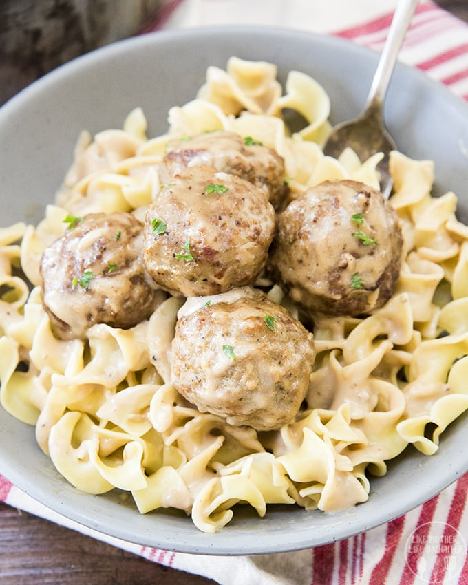 how to make the best swedish meatball sauce