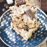 S'mores Krispy Treats
