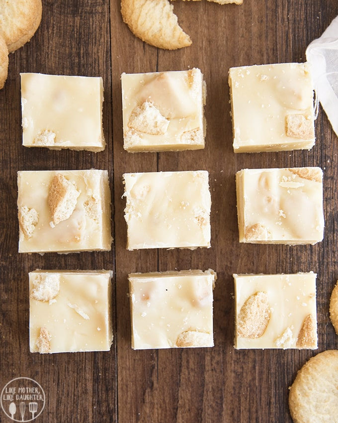 Lemon Fudge (Five Minute)