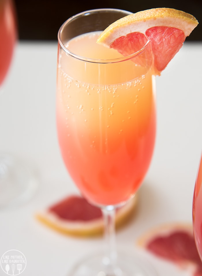 Grapefruit Non Alcoholic Drinks