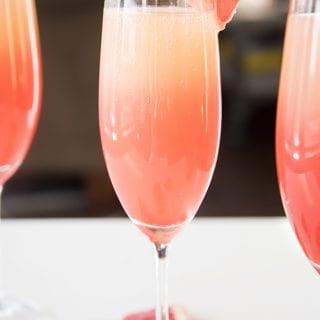 Sunrise Grapefruit Cocktail