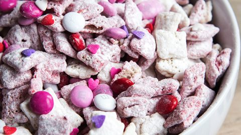 Fabulous Valentine Puppy Chow Like Mother Like Daughter Funny Birthday Cards Online Alyptdamsfinfo